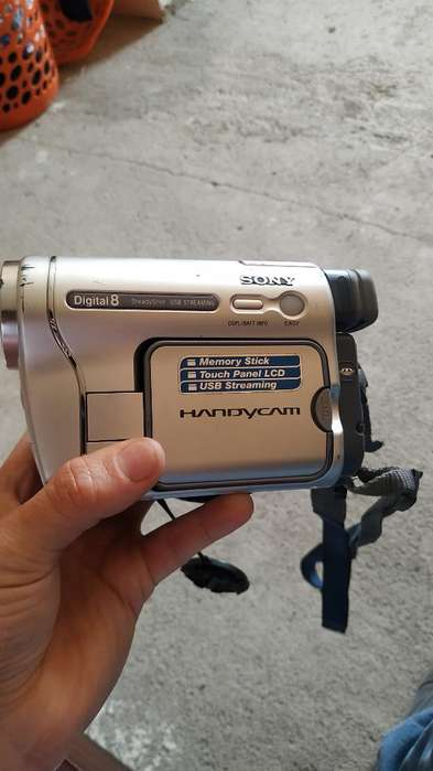 Sony Handycam <strong>digital</strong> 8 de Remate