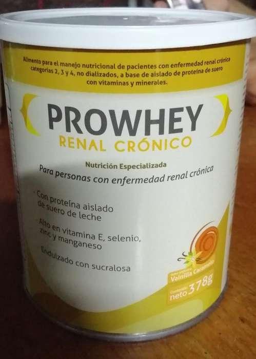 Prowhey Renal Crónico