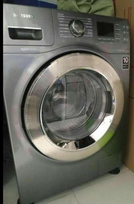 Lavadora Secadora Sams Vende O Cambia