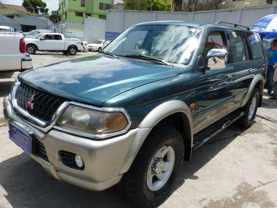 Mitsubishi Montero 2003 - 212596 km