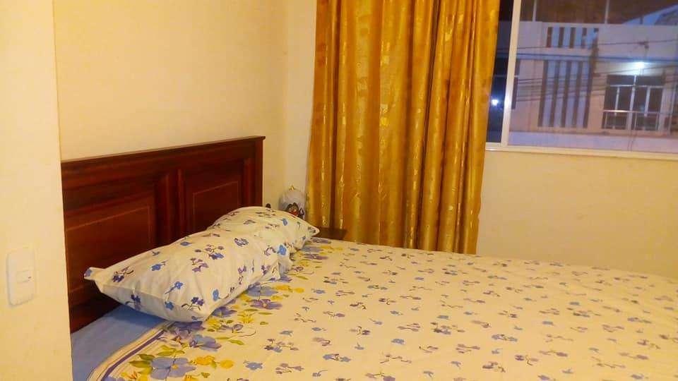 Casa para tus vacaciones en Manta