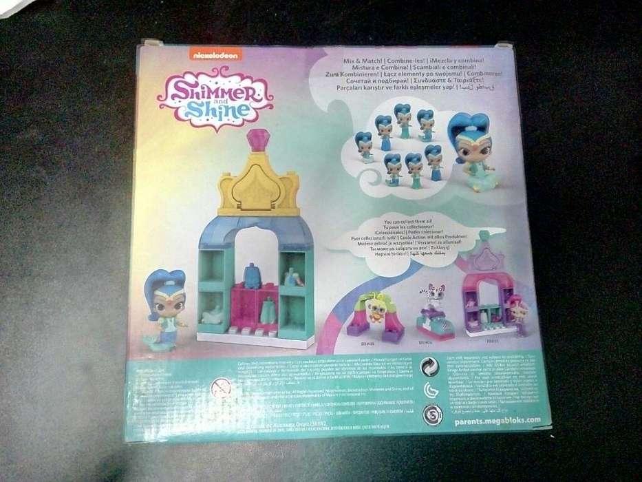 Shimmer Shine Vestidor Magico