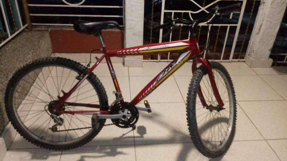 Vendo Bicicleta 250.000