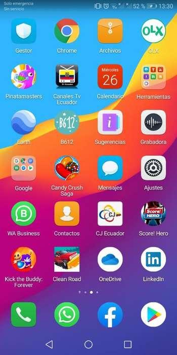 Vendo Celular Huawey P Smart