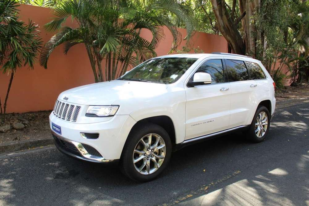 JEEP GRAND CHEROKEE 2015 - 139000 km