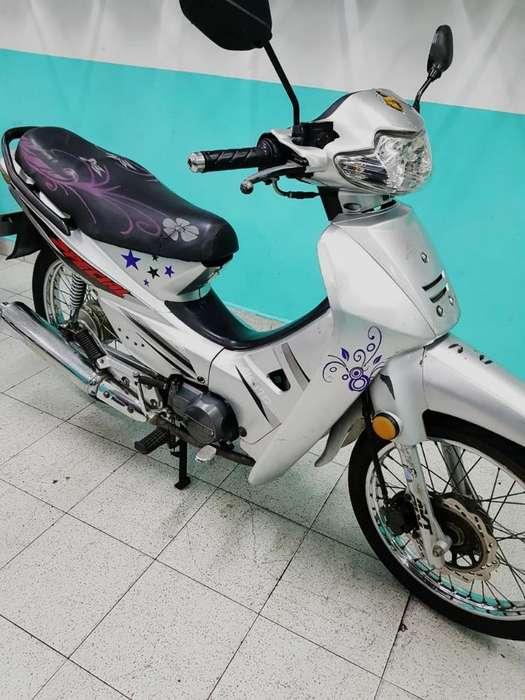 Akt Special 110 Modelo 2010 Al Dia