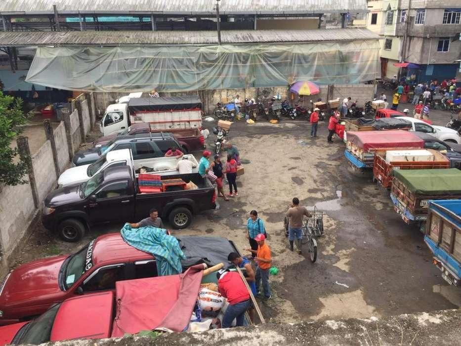 Terreno en venta. Mercado 17 de diciembre Santo Domingo.