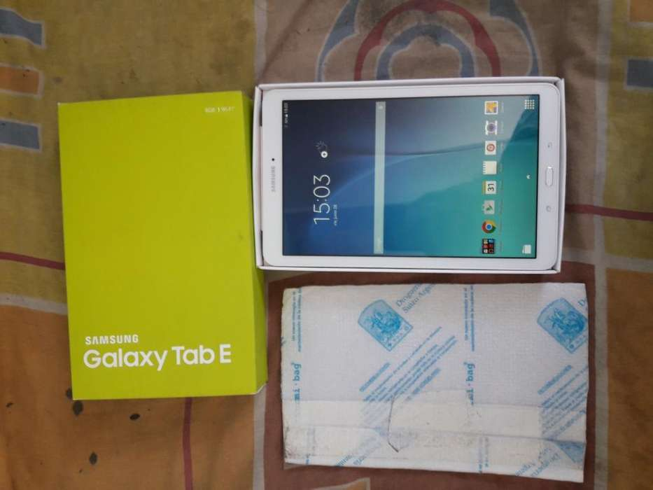 Vendo O Permuto Samsung Tab E 560 X Celu