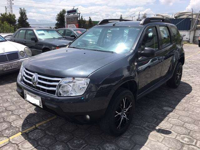 Renault Duster 2014 - 143000 km