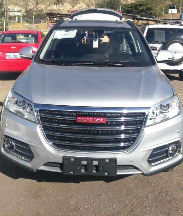 Great Wall Haval H6 2018 - 24000 km