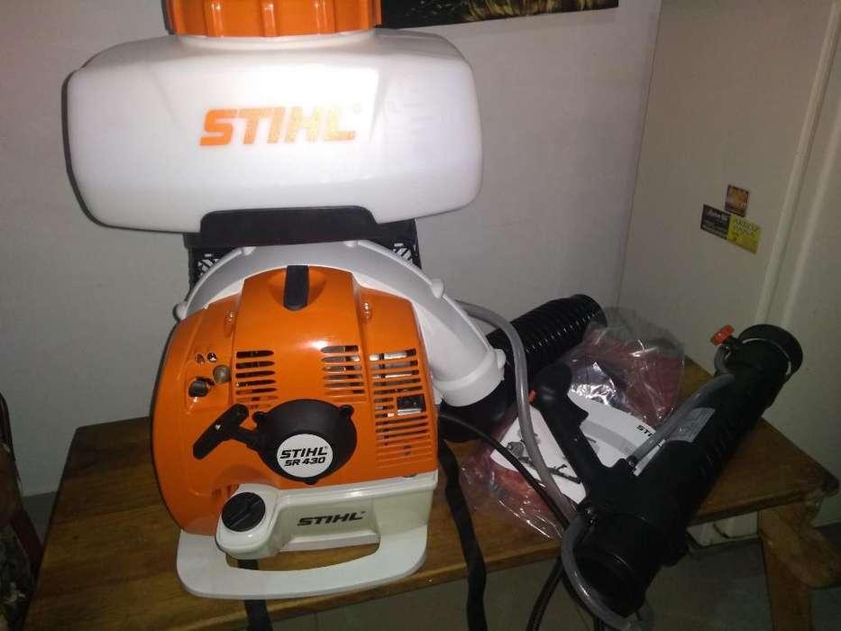 Fumigadora Stihl Sr430