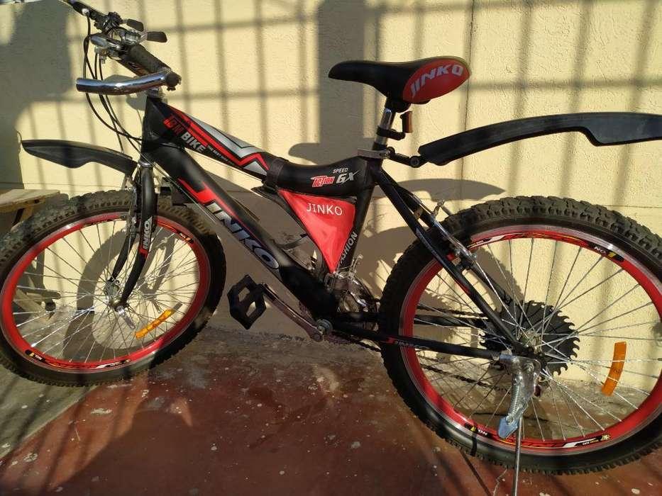 Bicicleta en Buen Estado Poco Uso