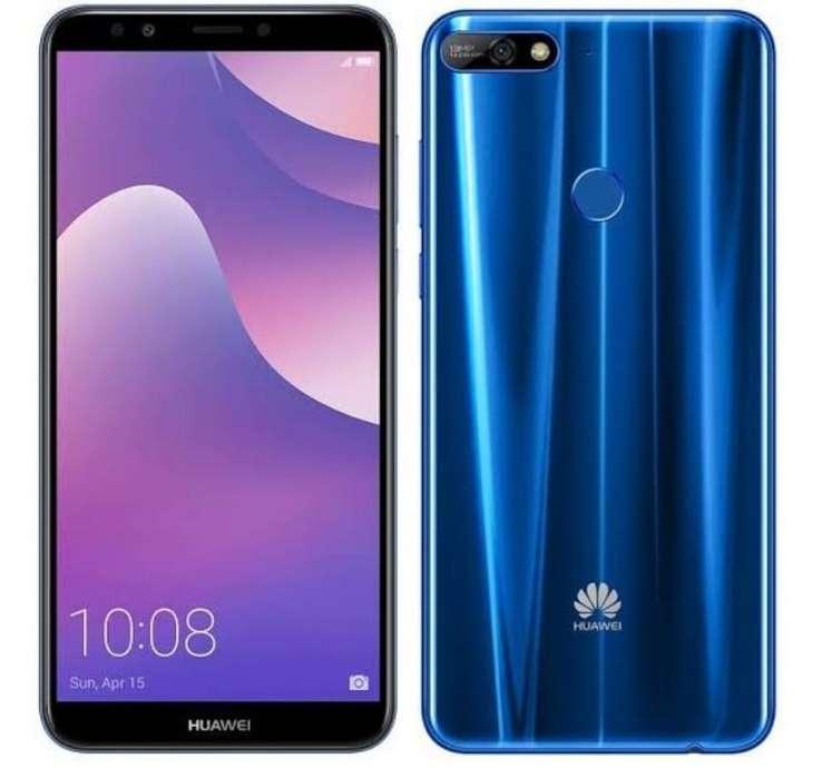 Vendo Huawei Y7 2018 estado 9/10