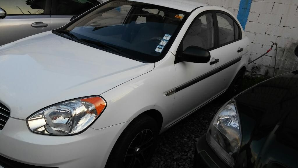 Hiunday Accent.2011 Full..recibo.vehicul