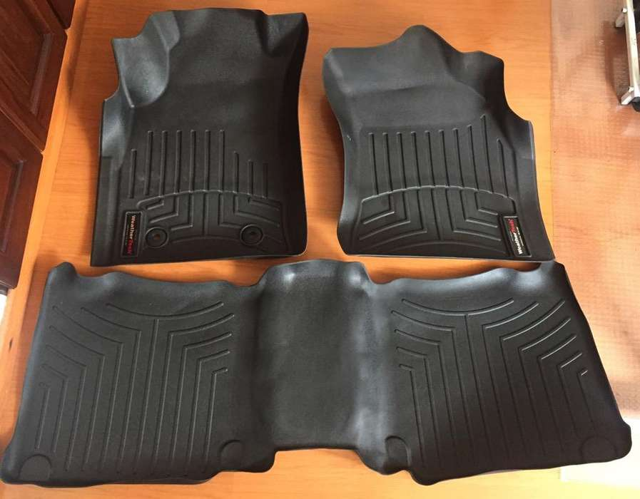 Tapetes Weather Tech para Fortuner