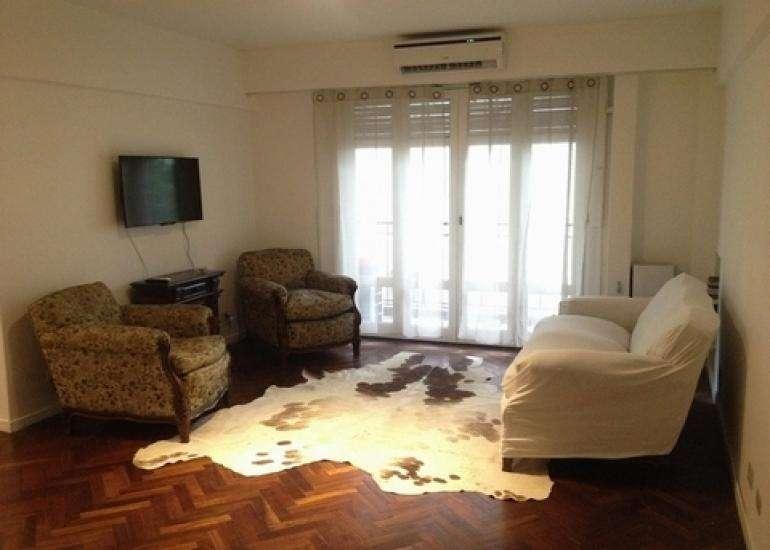 Alquiler Temporario 3 Ambientes, Eduardo Schiaffino 2100, Recoleta