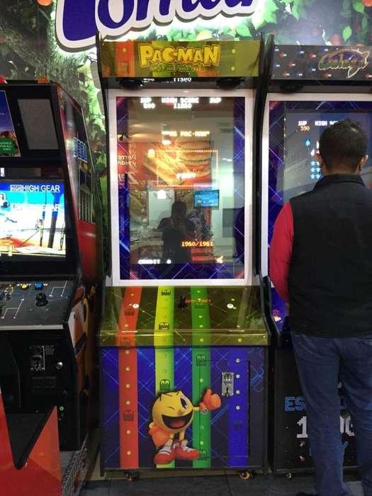 Alquiler de Máquinas Retro Donkey Kong