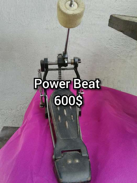 Pedal Power Beat