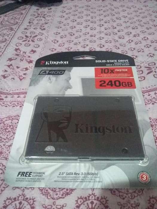 Disco Sólido Kingston A400 240gb