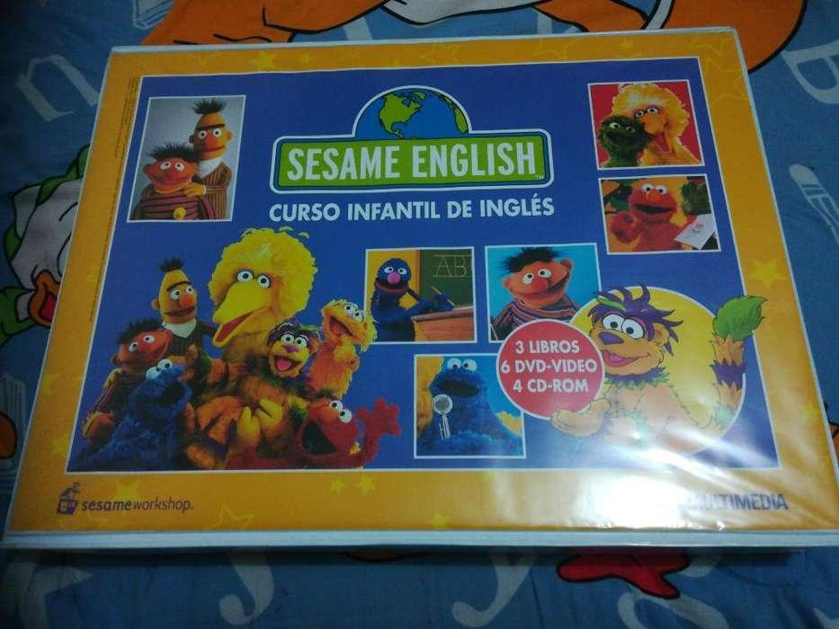 Curso Infantil Inglés Sesame English