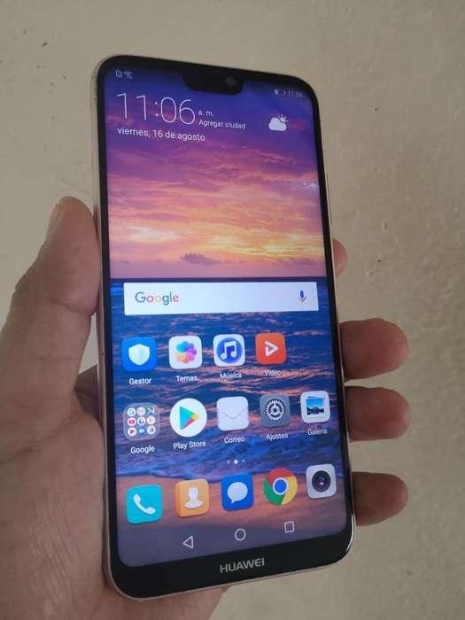 Huawei P20 Lite sin Huella