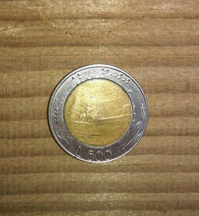 Moneda Italiana de Colección