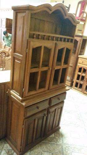 vendemos muebles de algarrobo