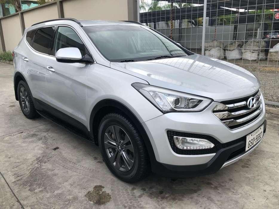 Hyundai Santa Fe 2015 - 84000 km