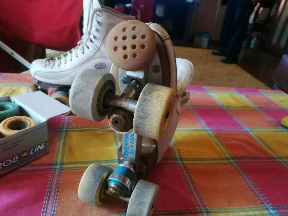Patines Profesionales, Impecables.