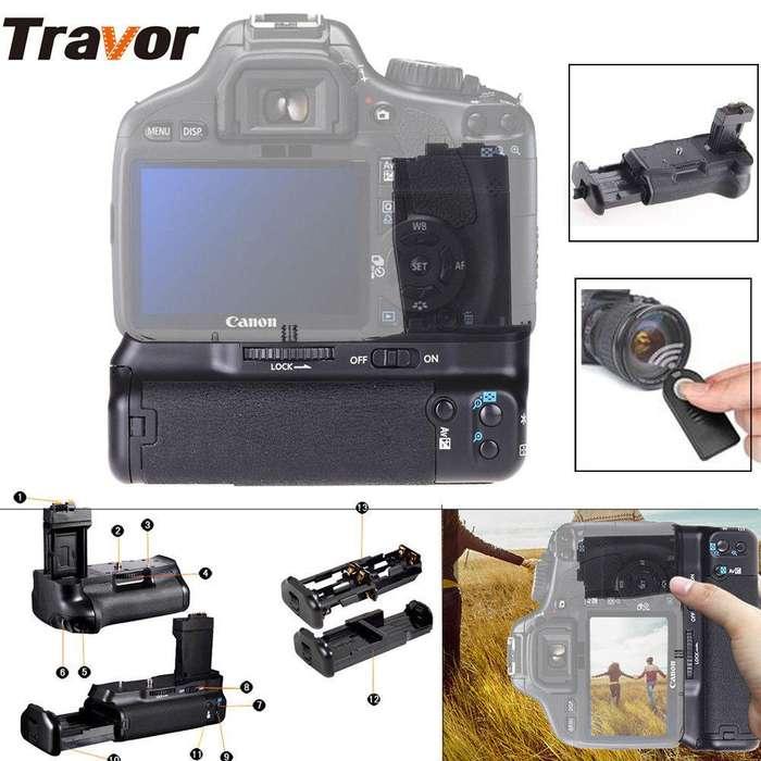 Travor Battery Grip para Canon SERIE T