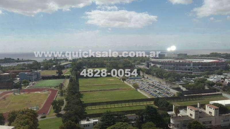 Torre Chateau Libertador 3 SUITE MAS Dep LAVADERO 2 COCHERAS