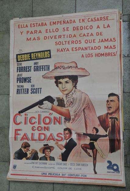 afiches de cine antiguos