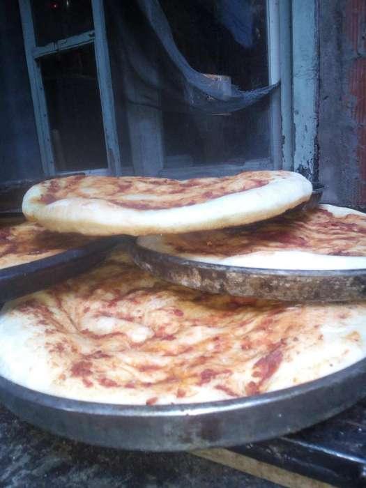 Prepizzas Molde Y Piedra