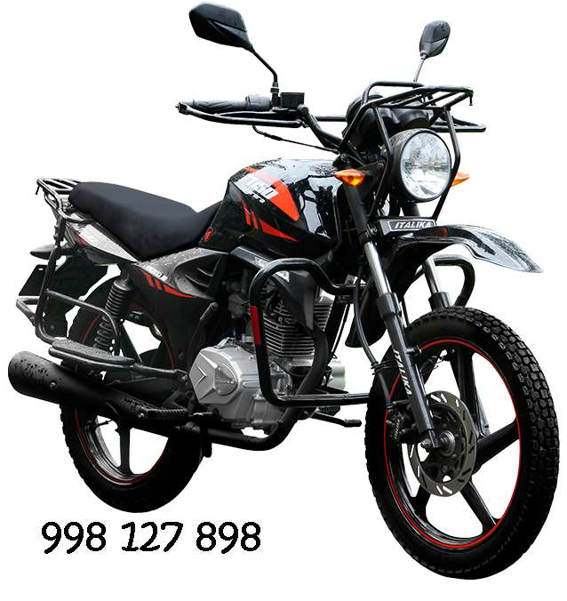 Alquiler – Venta Moto <strong>nueva</strong> Italika 150FT Chakarera *0KM* para Rappi, Glovo, Ubereat etc