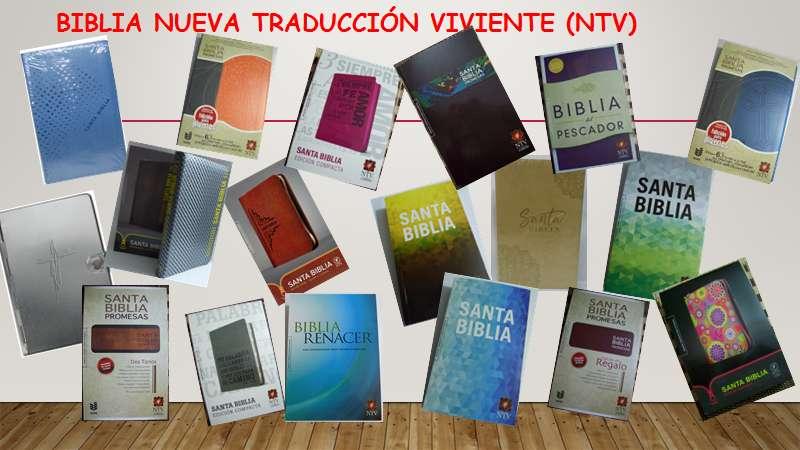 BIBLIA NTV NUEVA TRADUCCION VIVIENTE