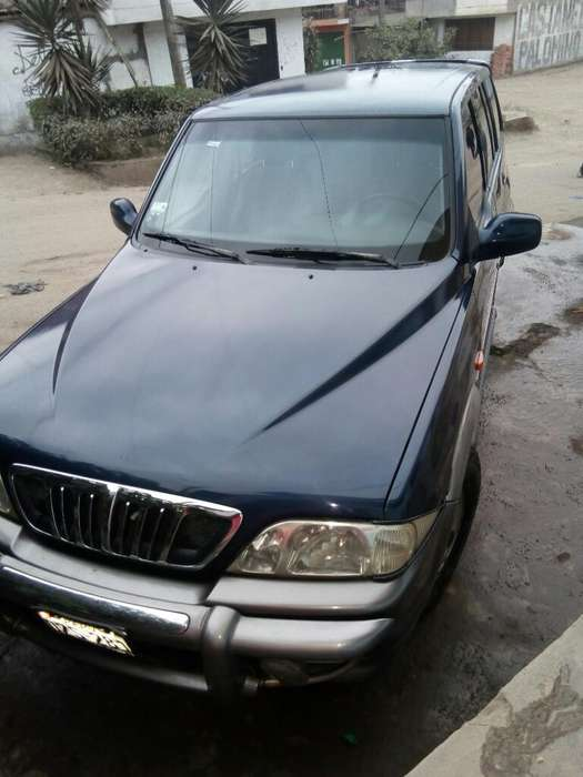 <strong>daewoo</strong> Musso 2001 - 160000 km