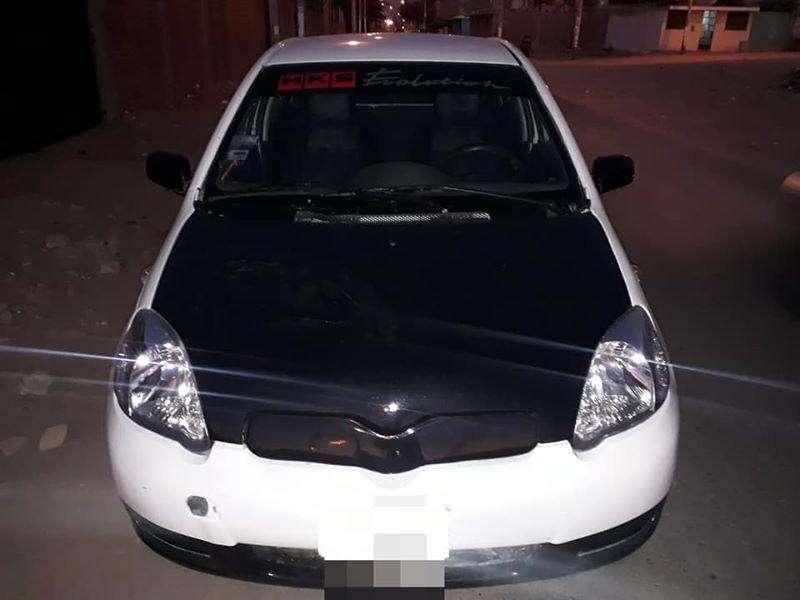 Toyota Yaris 2003 - 120000 km