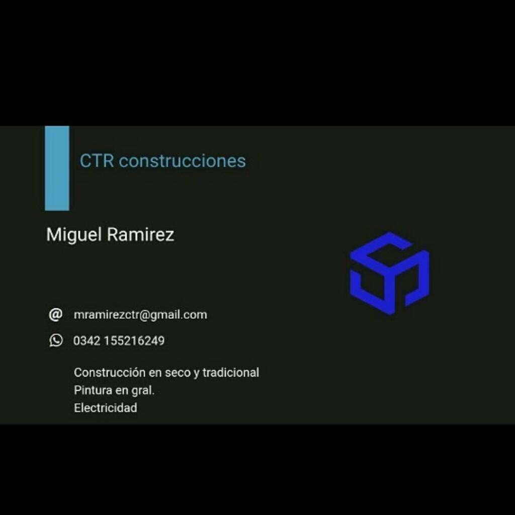 Ctr Construcciones