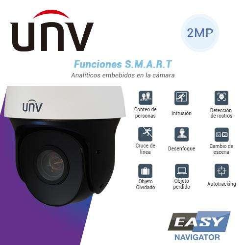 Camara Video Vigilancia Unv Ipc6322lr-x22-c