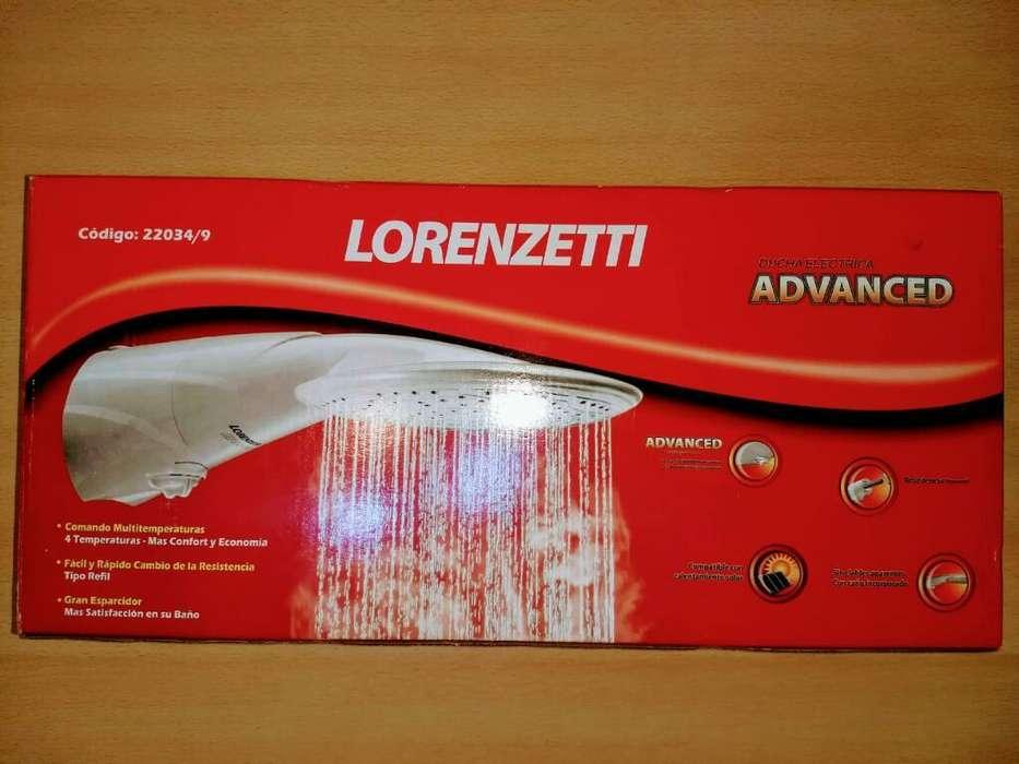 Ducha Electrica Lorenzetti Advanced