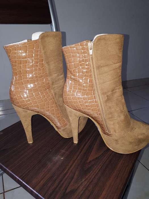 Botas de Dama