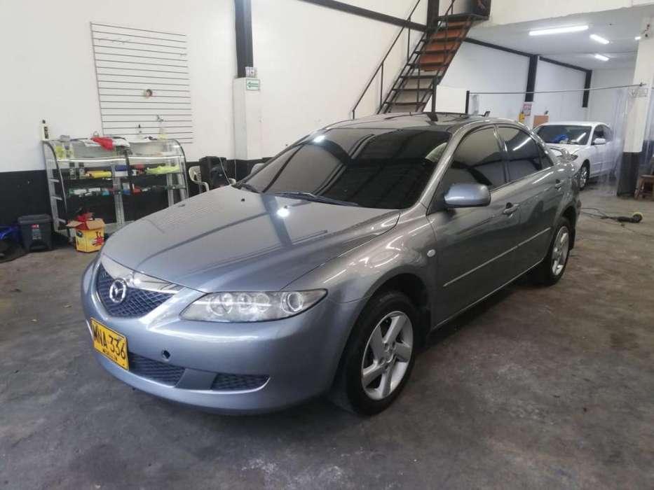 Mazda Mazda 6 2004 - 168450 km