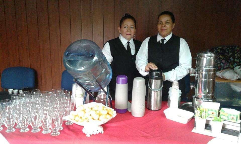 ESTACION DE CAFE PARA EVENTOS