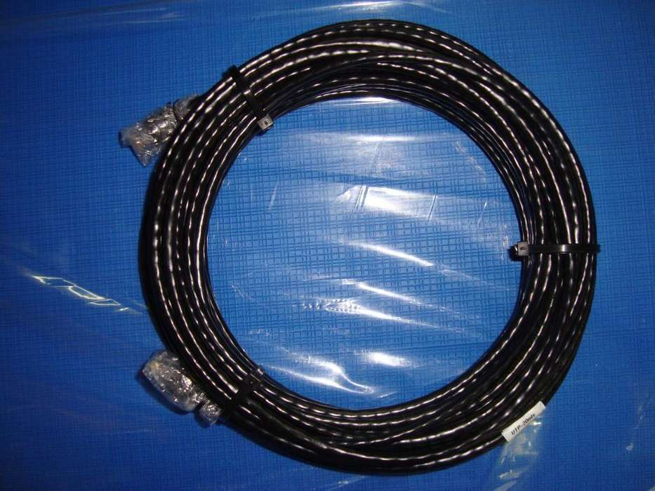 Cable INTERNET 20m Exterior DOBLE VAINA Entrega GRATIS!*