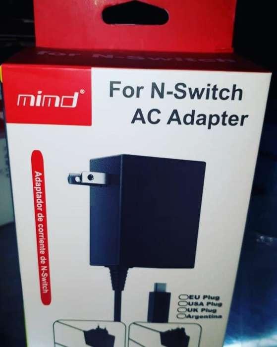 Adaptador de Switch
