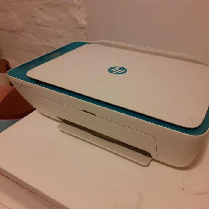 Impresora Todo-en-uno Hp 2675 Deskjet In