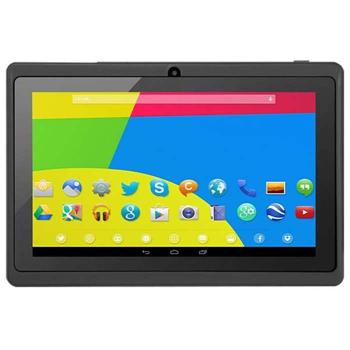 Tablet One De 7 2camaras sistemahd Wifi 8gb Nuevo