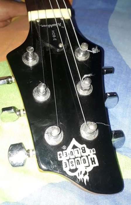 Guitarra electrica Washburn HOBE