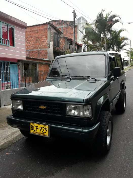 Chevrolet Trooper 1993 - 287000 km
