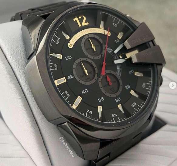 Reloj Diesel DZ-4421 Gafas Invicta Guess Casio Diesel Versace Oakley Tissot Fossil OUTLET OPTICO